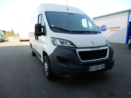 PEUGEOT BOXER FOURGON HDI 130 PACK CLIM L2H2